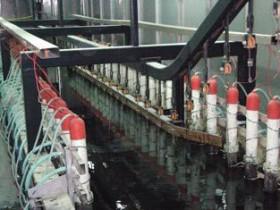 承接各类电泳流水线的设计,制造,安装