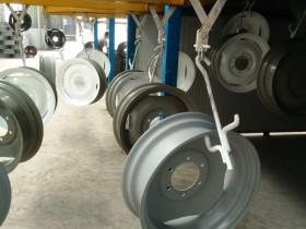 全自动轮毂电泳涂装生产线