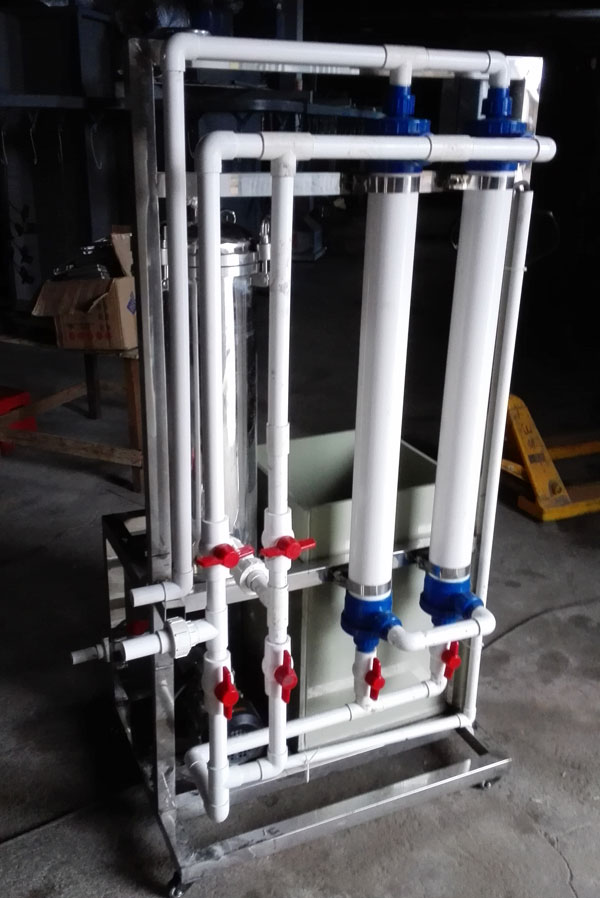 电泳专用管式超滤机