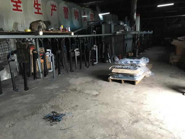 承接湖北武汉喷粉加工业务